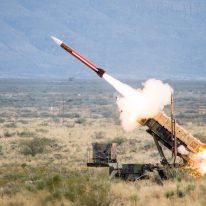 Ośmiu sojuszników USA obserwowało test ogniowy kolejnej, udoskonalonej wersji systemu Patriot™