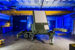 Radar Patriota Nowej Generacji o polu widzenia 360 stopni