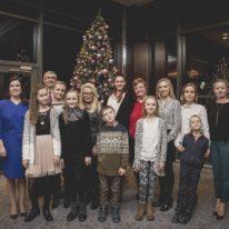 Spotkanie świąteczne ze Stowarzyszeniem Pamięć i Przyszłość