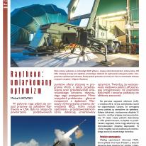 Raytheon: umiarkowany optymizm, Raport Wojsko Technika Obronność, 6/2017
