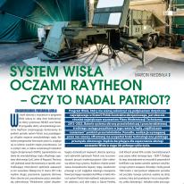 System Wisła oczami Raytheon – czy to nadal Patriot?, Nowa Technika Wojskowa, 6/2017