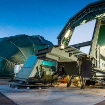 Nowy radar obrony przeciwrakietowej coraz bliżej testów w środowisku operacyjnym
