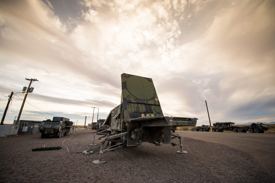 Raytheon modernizuje zintegrowany system obrony przeciwlotniczej i przeciwrakietowej Patriot w Niemczech