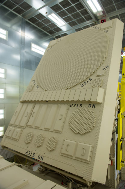 Raytheon ukończył pierwszą partię radarów Patriot z anteną produkcji PIT-RADWAR