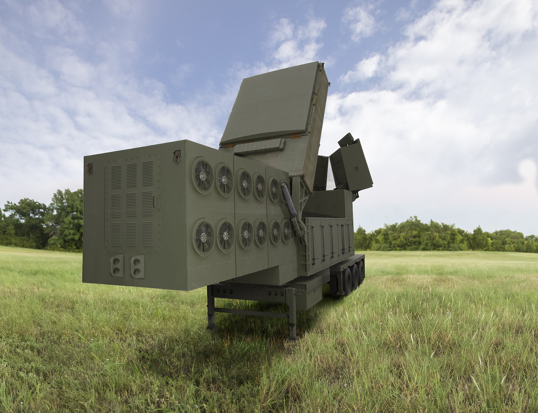 Radar LTAMDS Model 4 Z