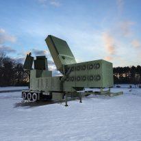 Raytheon zakończył pierwszą rundę testów nowego radaru LTAMDS